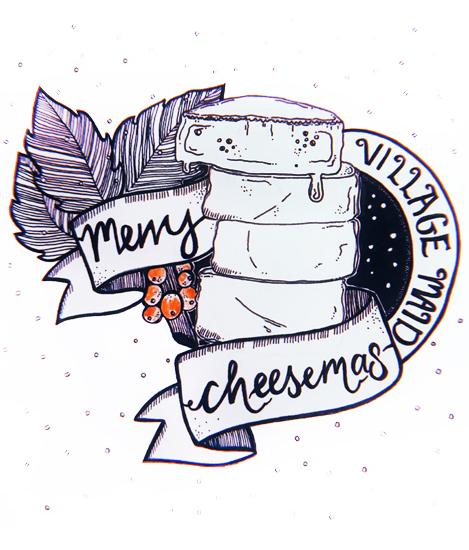 Cheesemas -