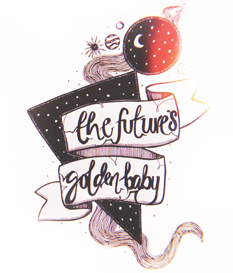 The futures golden baby -