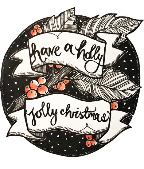 Holly jolly -