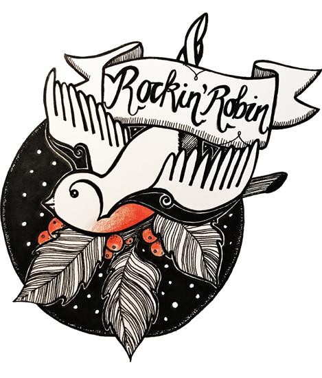 Rockin' robin -