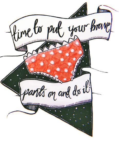 Brave Pants -
