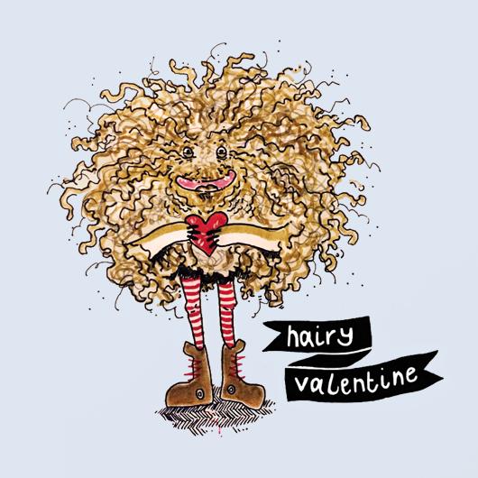 Hairy vally -