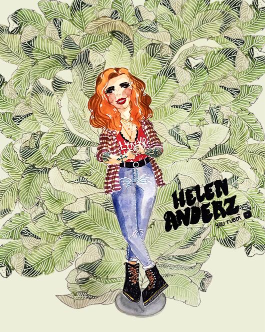 Helen Anderz -