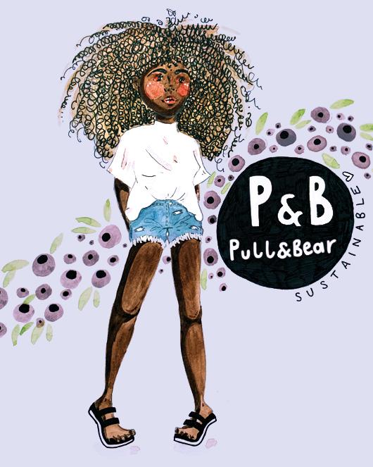 Pull & Bear sustainable -