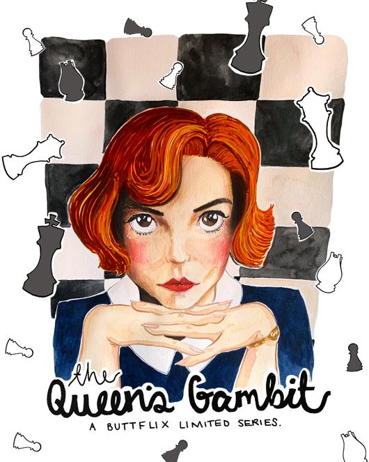 Queens Gambit -