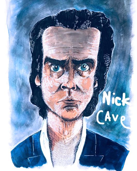 Nick Cave -