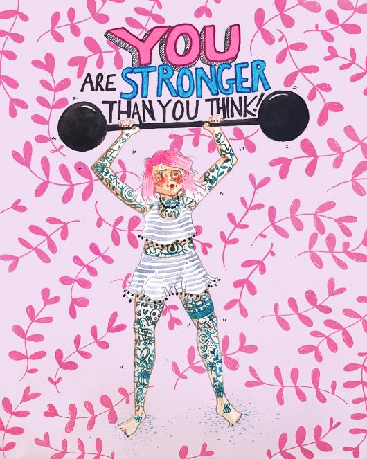 Stronger -